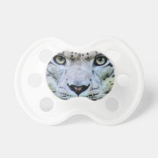 Herrlicher weißer Tiger Schnuller