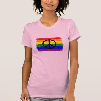 Herrliches beunruhigtes T-Shirt