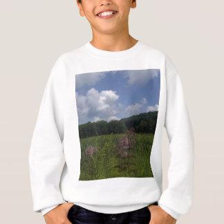 Herrliches visuelles sweatshirt