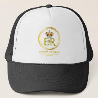 Herrschaft der Königin-Elizabeth II Truckerkappe