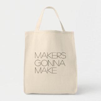 Hersteller, die gehen, Tasche zu machen