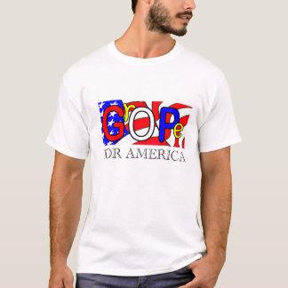 Herumtasten für AmerikaantiTrumpf T-Shirt