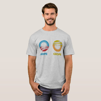 Herumtasten Nope T-Shirt