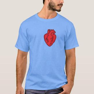 Herz 8bit T-Shirt