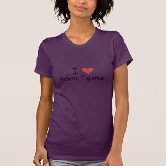 Herz-Aktions-Zahlen Shirt I der Frauen