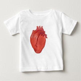 Herz-Anatomieentwurf Baby T-shirt