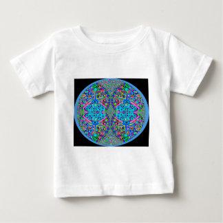 Herz der blauen Diamanten V3 Baby T-shirt