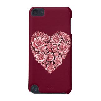 Herz der Rosen iPod Touch 5G Hülle
