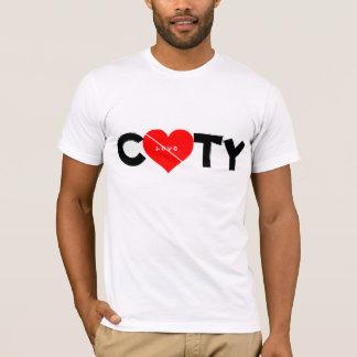 Herz der Stadt T-Shirt