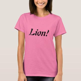 Herz des Löwes T-Shirt