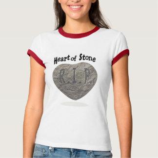 Herz des Stein-T-Stücks T-Shirt