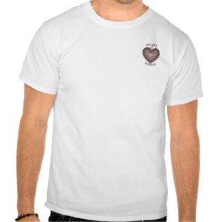 Herz des Steins Tshirt