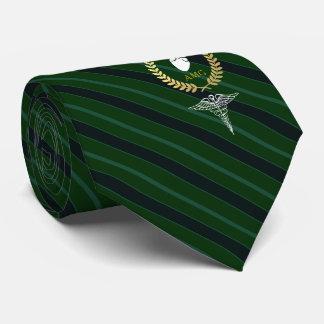 Herz-Doktor Customized Green des Kardiologen-  Bedruckte Krawatte