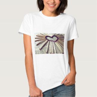 Herz-ewige Liebe Hemden