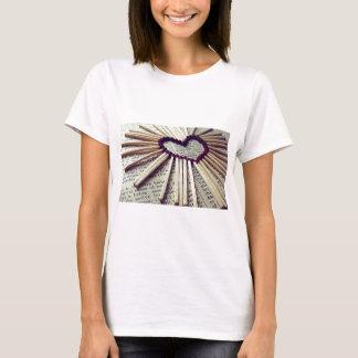 Herz-ewige Liebe T-Shirt