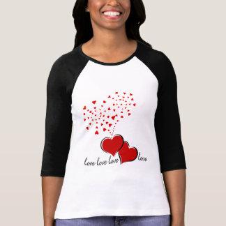 Herz-Explosion T-shirt