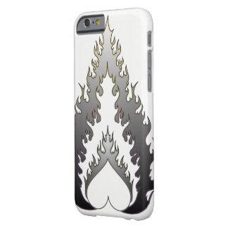 Herz-Feuer: IPhone Hülle