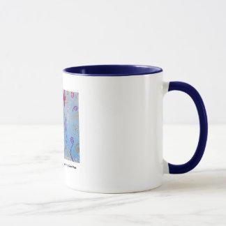 Herz-Flammen-Tasse Tasse
