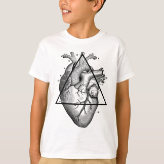 Herz heartdreieck T-Shirt