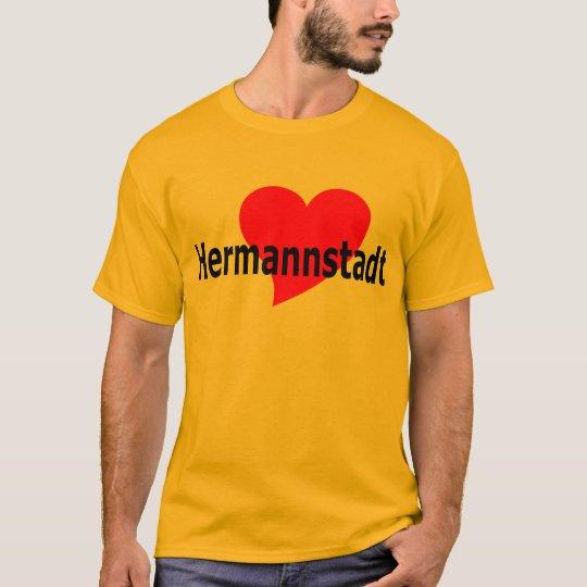 Herz Hermannstadt T-Shirt