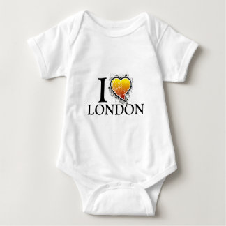 Herz I Baby Strampler