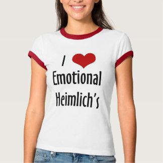 Herz I emotionaler heimlichs T-Shirt