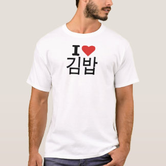 Herz I gimbap T-Shirt