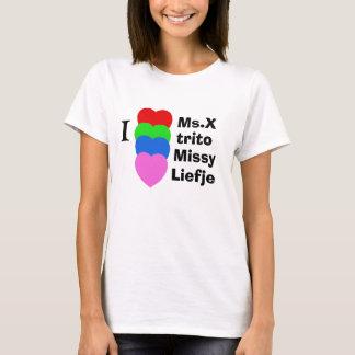 Herz I girlz Spielhaus T-Shirt