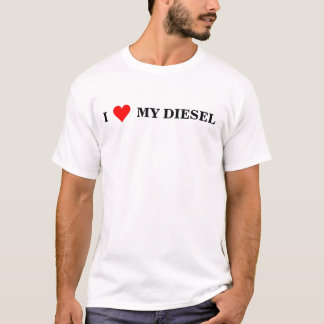 Herz I mein Diesel T-Shirt