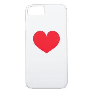 Herz iPhone 8/7 Hülle