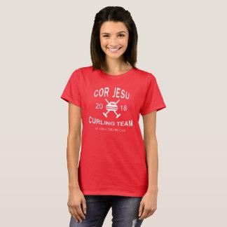 Herz Jesu kräuselnteam-Shirt, 2018 T-Shirt