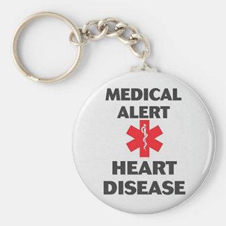 Herz-Krankheit Schlüsselanhänger