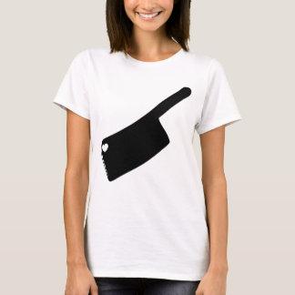 Herz-Metzger-Messer T-Shirt