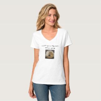 HERZ OFFENES SEITLICH NOCH GUTES Teeheeshirt. T-Shirt
