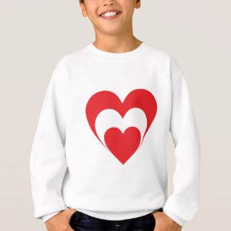 Herz Österreich heart Austria Sweatshirt