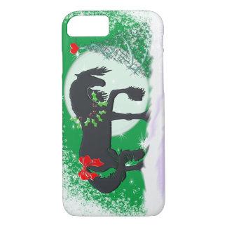 Herz-Pferde VI (Feiertags-Baum) iPhone 8/7 Hülle