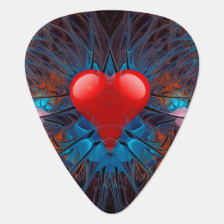 Herz Plektron