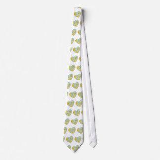 Herz-romantische Krawatte
