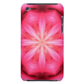 Herz-Stern-Mandala iPod Touch Case-Mate Hülle