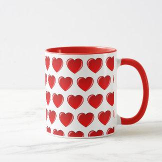 Herz-Tasse Tasse