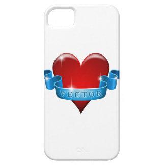Herz und Band mischen Liebe wieder Barely There iPhone 5 Hülle