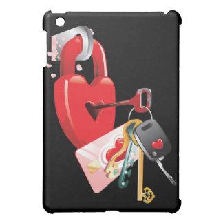 Herz und Schlüssel iPad Fall Hüllen Für iPad Mini