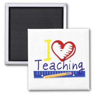 (Herz) Unterrichten I Quadratischer Magnet