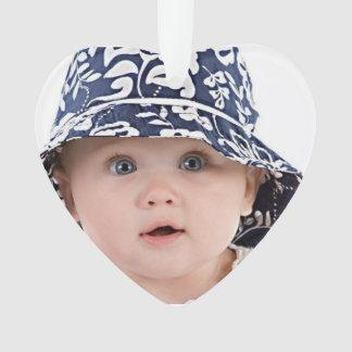 Herz-Verzierungs-Bonbon-Bild Ornament