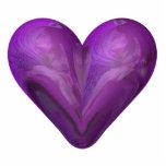 Herz von Iris Fotoskulptur Magnet