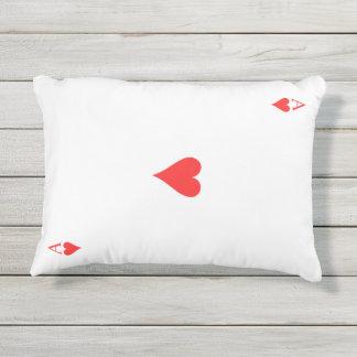 Herzass Kissen Für Draußen