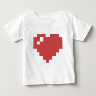 Herzbabyt-shirt Baby T-shirt
