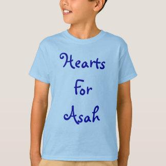 Herzen für Asah T-Shirt