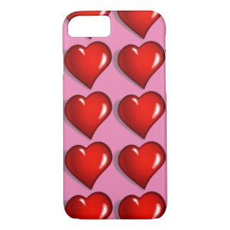Herzen! iPhone 8/7 Hülle
