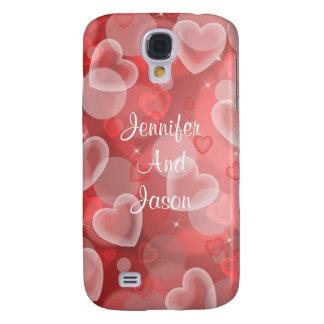 Herzen und Schein Speck-Kasten Galaxy S4 Hülle